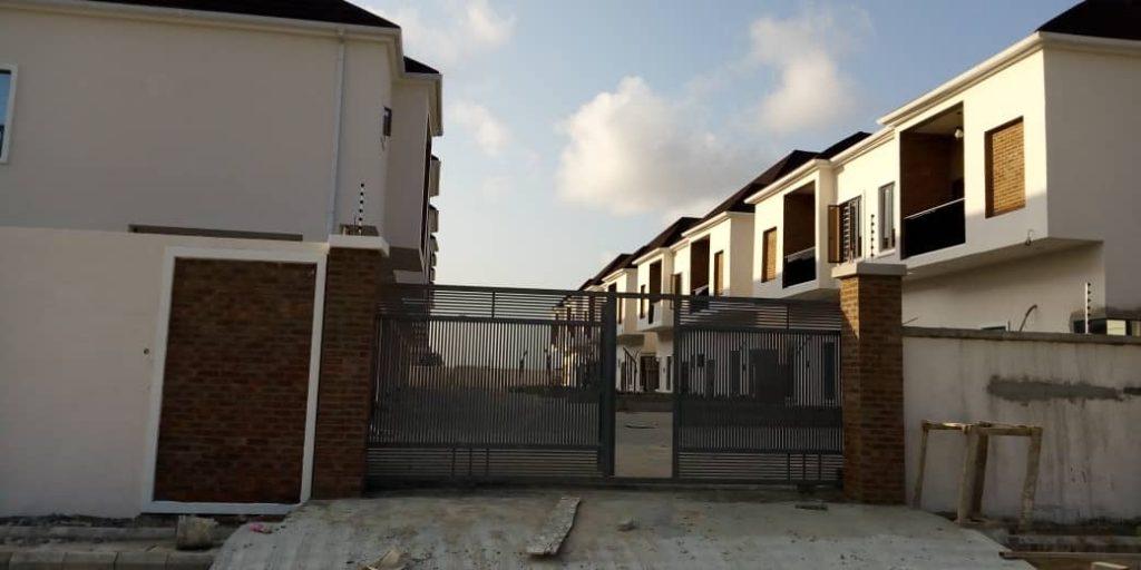 real estate in Nigeria 3 Bedroom terrace duplex in Lekki