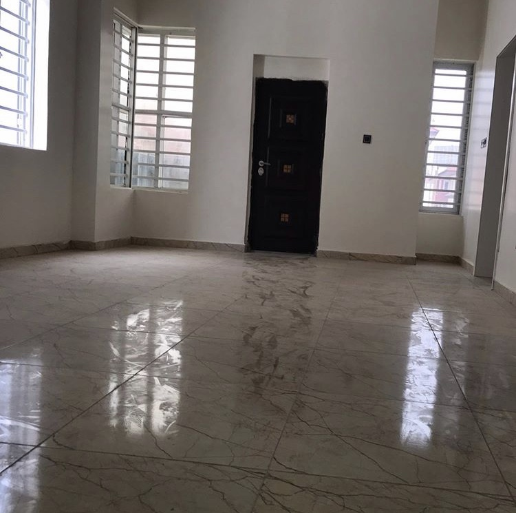 4 bedroom semi detached house in Osapa