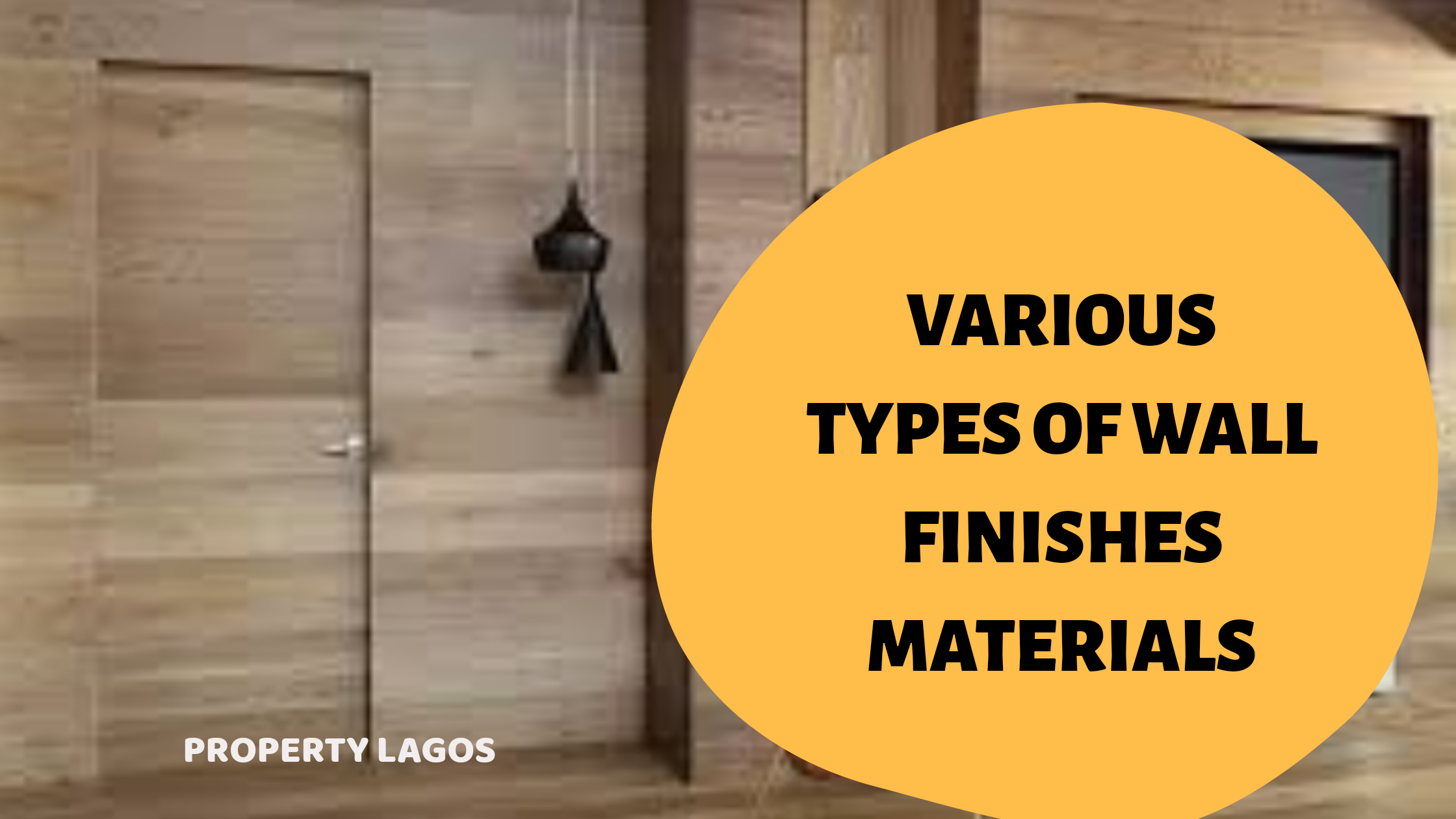 different types of interior wall finishes materials