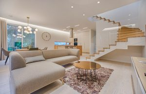 the use of rugs in interior designs