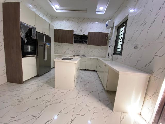 5 bedroom detached house in Lekki kitchen