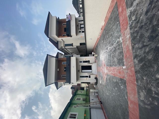 4 bedroom detached house in Ajah