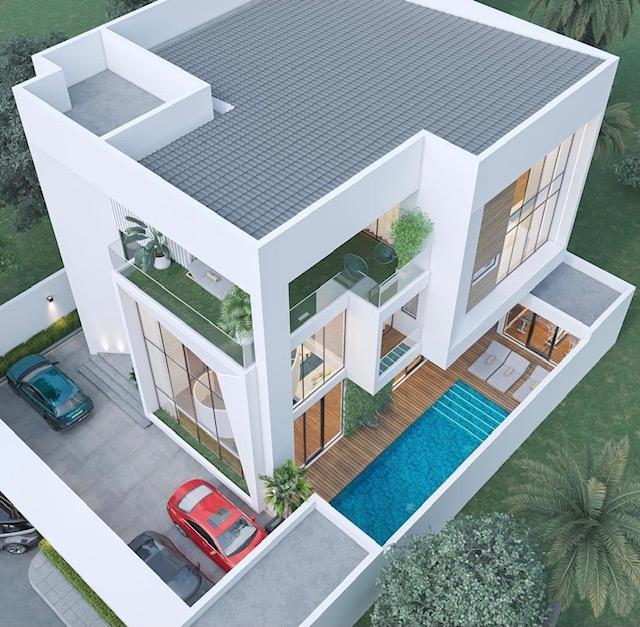 5 bedroom detached house at Lekki